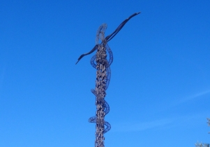 Nebo serpent cross