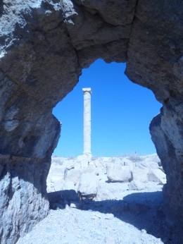 Mukawir column